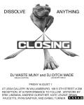 dissolve-closer